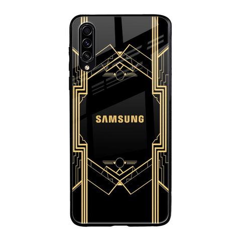 Sacred Logo Samsung Galaxy A30s Glass Cases & Covers Online