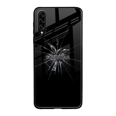 Cracked Hole Samsung Galaxy A30s Glass Cases & Covers Online