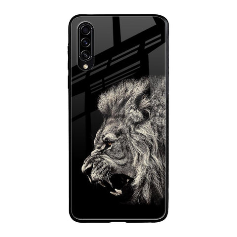 Brave Lion Samsung Galaxy A30s Glass Cases & Covers Online