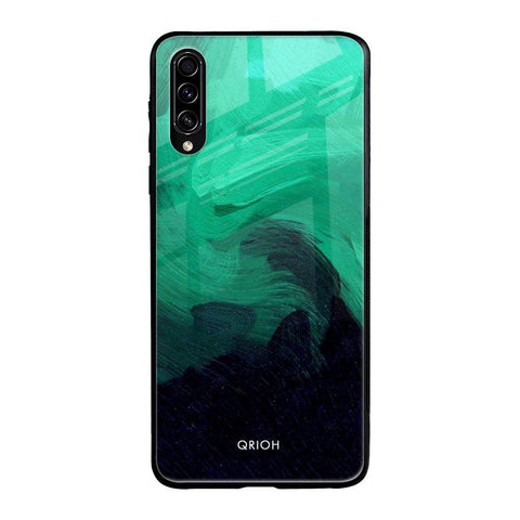 Scarlet Amber Samsung Galaxy A30s Glass Cases & Covers Online