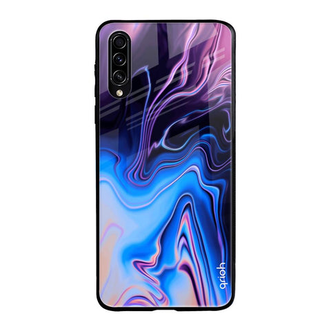 Psychic Texture Samsung Galaxy A30s Glass Cases & Covers Online