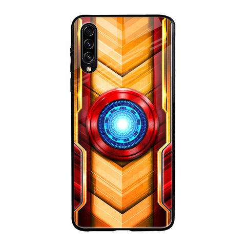 Arc Reactor Samsung Galaxy A30s Glass Cases & Covers Online