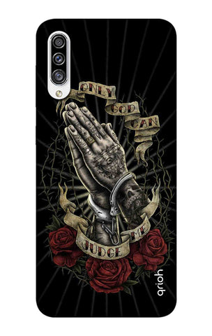 Don't Judge Me Case Samsung Galaxy A30s Cases & Covers Online