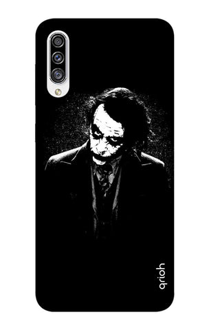 Black Satan Samsung Galaxy A50s Cases & Covers Online