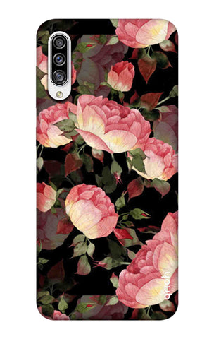 Watercolor Roses Samsung Galaxy A50s Cases & Covers Online