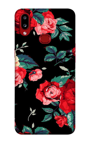 Wild Flowers Samsung Galaxy A10s Cases & Covers Online