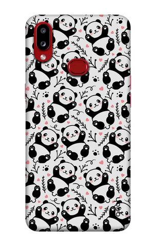 Adorable Panda Case Samsung Galaxy A10s Cases & Covers Online