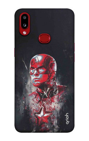 Fearless Superhero Case Samsung Galaxy A10s Cases & Covers Online
