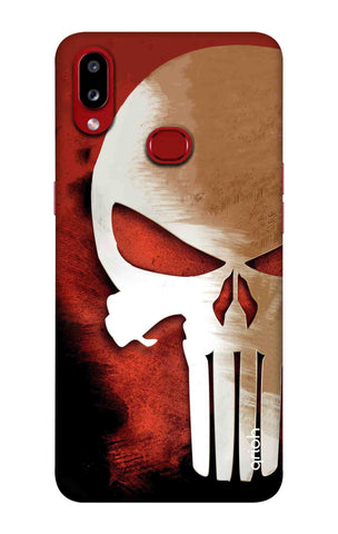 Red Skull Case Samsung Galaxy A10s Cases & Covers Online