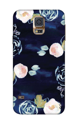 Floral Space Cadet Samsung S5 Cases & Covers Online