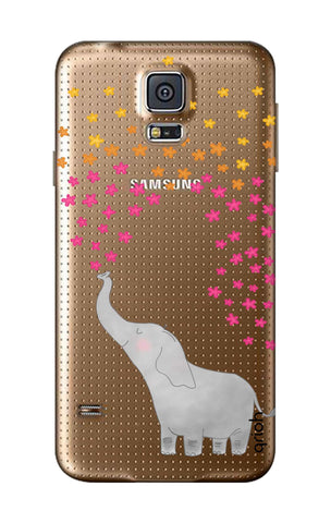 Cute Elephant Samsung S5 Cases & Covers Online