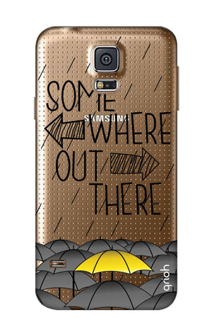 Somewhere Out There Samsung S5 Cases & Covers Online
