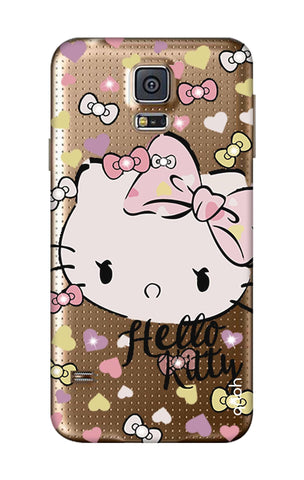 Bling Kitty Samsung S5 Cases & Covers Online