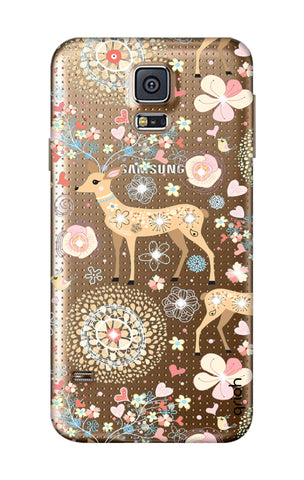 Bling Deer Samsung S5 Cases & Covers Online