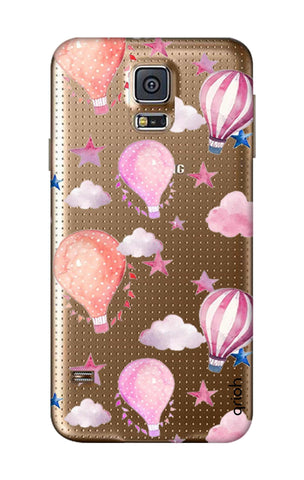 Flying Balloons Samsung S5 Cases & Covers Online