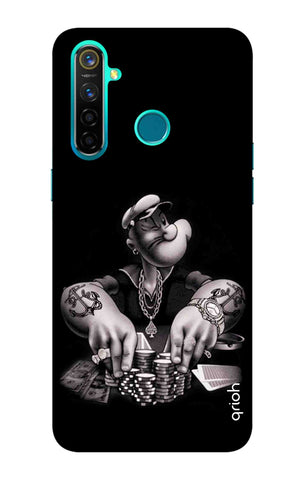 Rich Man Realme 5 Pro Cases & Covers Online