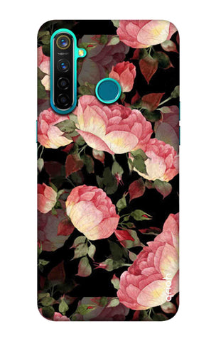 Watercolor Roses Realme 5 Pro Cases & Covers Online