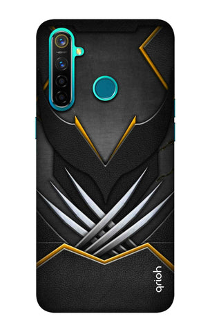 Black Warrior Case Realme 5 Pro Cases & Covers Online