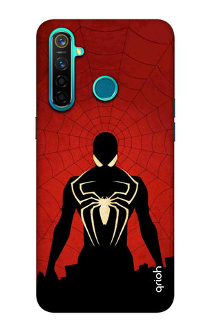 Mighty Superhero Case Realme 5 Pro Cases & Covers Online