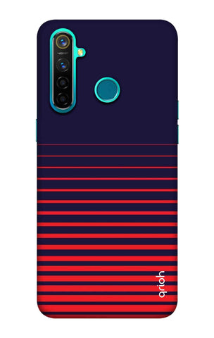 Ascending Stripes Case Realme 5 Pro Cases & Covers Online
