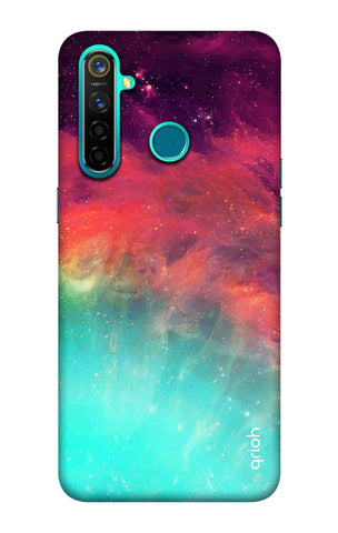 Colorful Aura Case Realme 5 Pro Cases & Covers Online