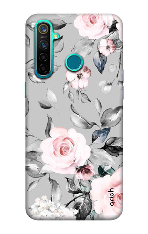 Gloomy Roses Case Realme 5 Pro Cases & Covers Online