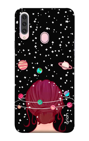Galaxy In My Mind Case Samsung Galaxy A20s Cases & Covers Online