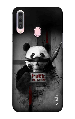 Mischievous Panda Case Samsung Galaxy A20s Cases & Covers Online