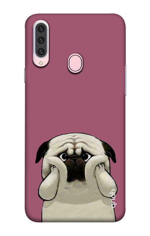 Chubby Dog Case Samsung Galaxy A20s Cases & Covers Online