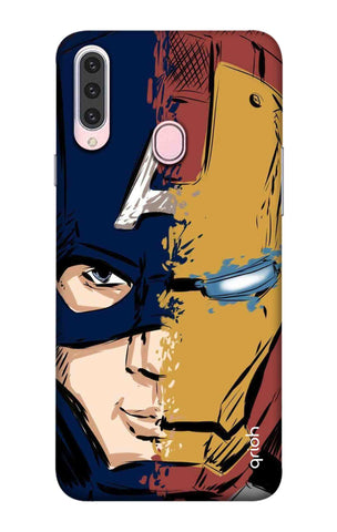 Legendary SuperHero Case Samsung Galaxy A20s Cases & Covers Online