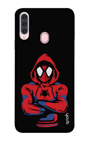 Geeky Superhero Case Samsung Galaxy A20s Cases & Covers Online