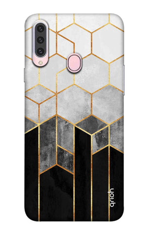 Tricolor Pattern Case Samsung Galaxy A20s Cases & Covers Online