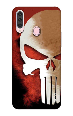 Red Skull Case Samsung Galaxy A20s Cases & Covers Online