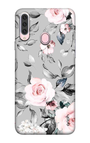 Gloomy Roses Case Samsung Galaxy A20s Cases & Covers Online
