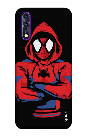 Geeky Superhero Case Vivo Z1X Cases & Covers Online