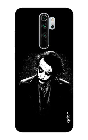 Black Satan Xiaomi Redmi Note 8 Pro Cases & Covers Online