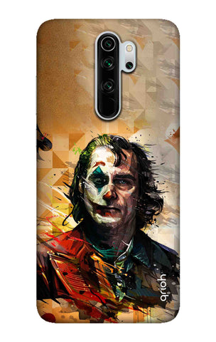 Psycho Villan Case Xiaomi Redmi Note 8 Pro Cases & Covers Online