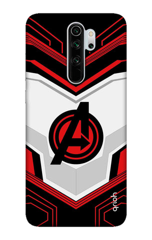 Guardians Of The Earth Case Xiaomi Redmi Note 8 Pro Cases & Covers Online