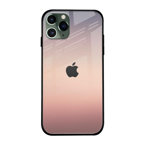 Golden Mauve iPhone 11 Pro Glass Cases & Covers Online
