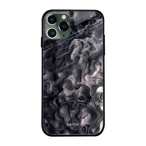 Cryptic Smoke iPhone 11 Pro Glass Cases & Covers Online