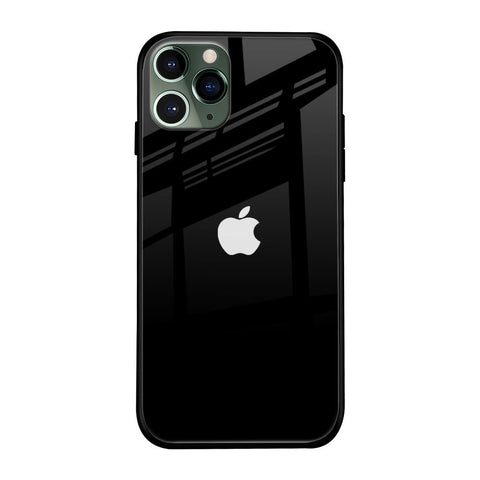 Jet Black iPhone 11 Pro Glass Cases & Covers Online