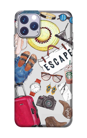 Travel Doodle iPhone 11 Pro Cases & Covers Online