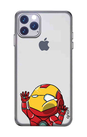 Iron Man Wall Bump iPhone 11 Pro Cases & Covers Online