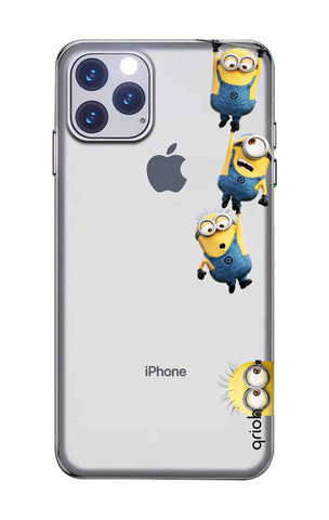 Falling Minions iPhone 11 Pro Cases & Covers Online