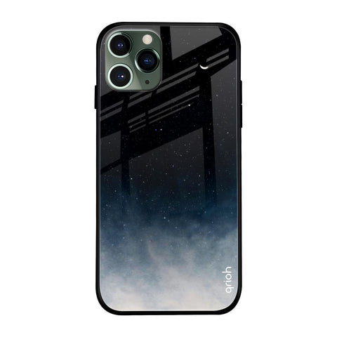 Black Aura iPhone 11 Pro Max Glass Cases & Covers Online