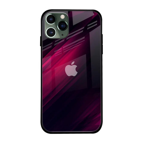 Razor Black iPhone 11 Pro Max Glass Cases & Covers Online