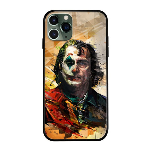 Psycho Villain iPhone 11 Pro Max Glass Cases & Covers Online