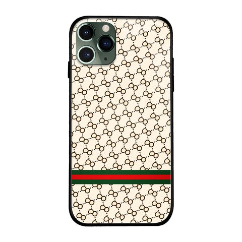 Luxurious Pattern iPhone 11 Pro Max Glass Cases & Covers Online