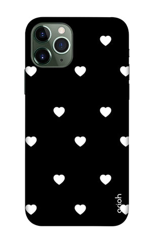 White Heart iPhone 11 Pro Max Cases & Covers Online