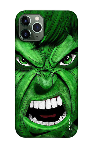 Angry Man Case iPhone 11 Pro Max Cases & Covers Online
